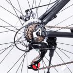 belmondo MTB 29 detalle rueda FIX